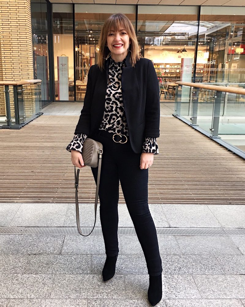 Lizzi Richardson at John Lewis Oxford