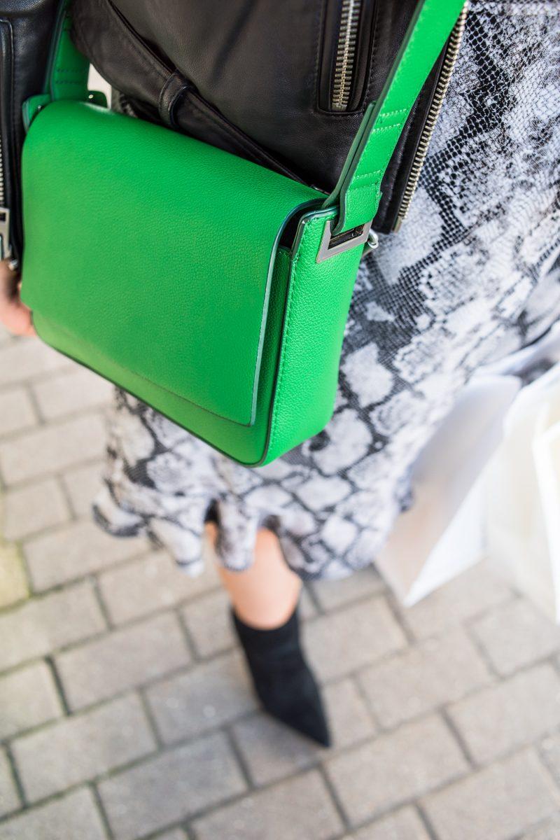 KIN Green Bag