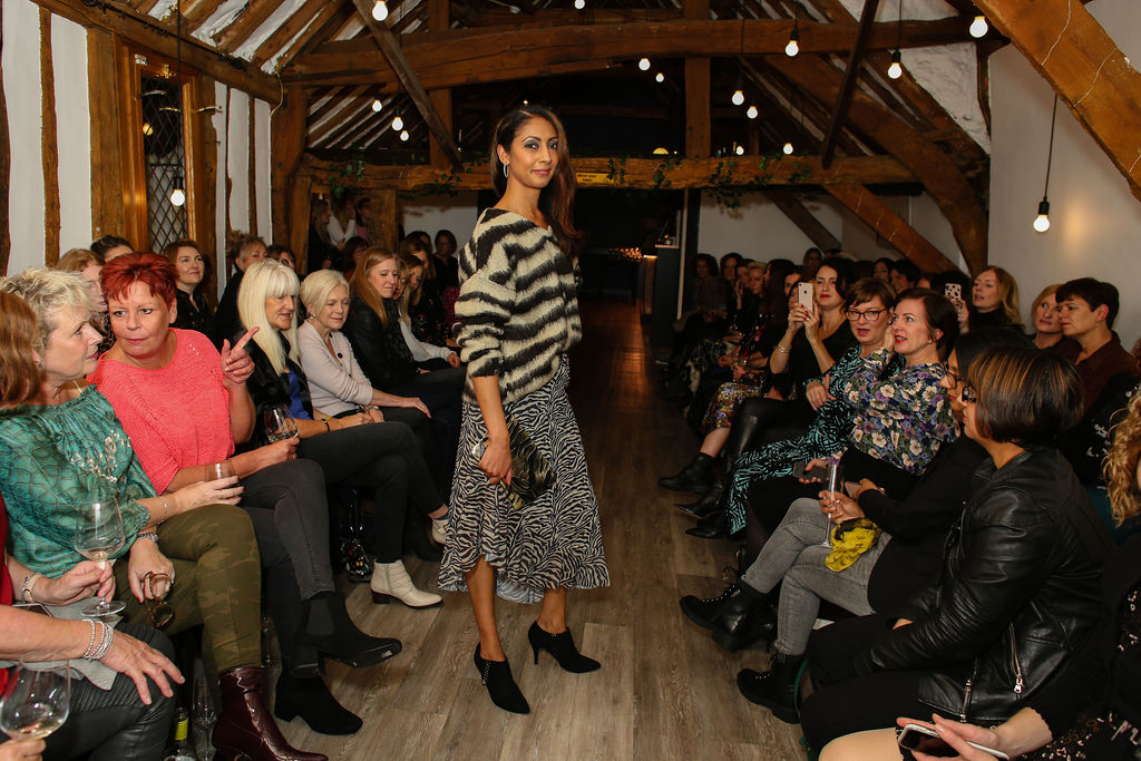 Chloe James Lifestyle AW19 Fashion Show