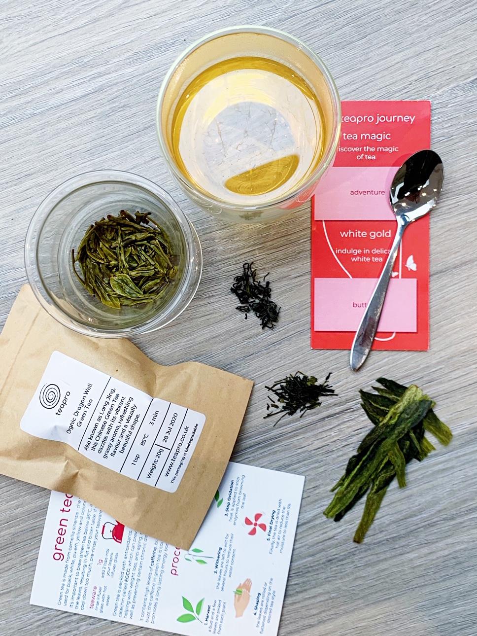 Teapro Green Tea