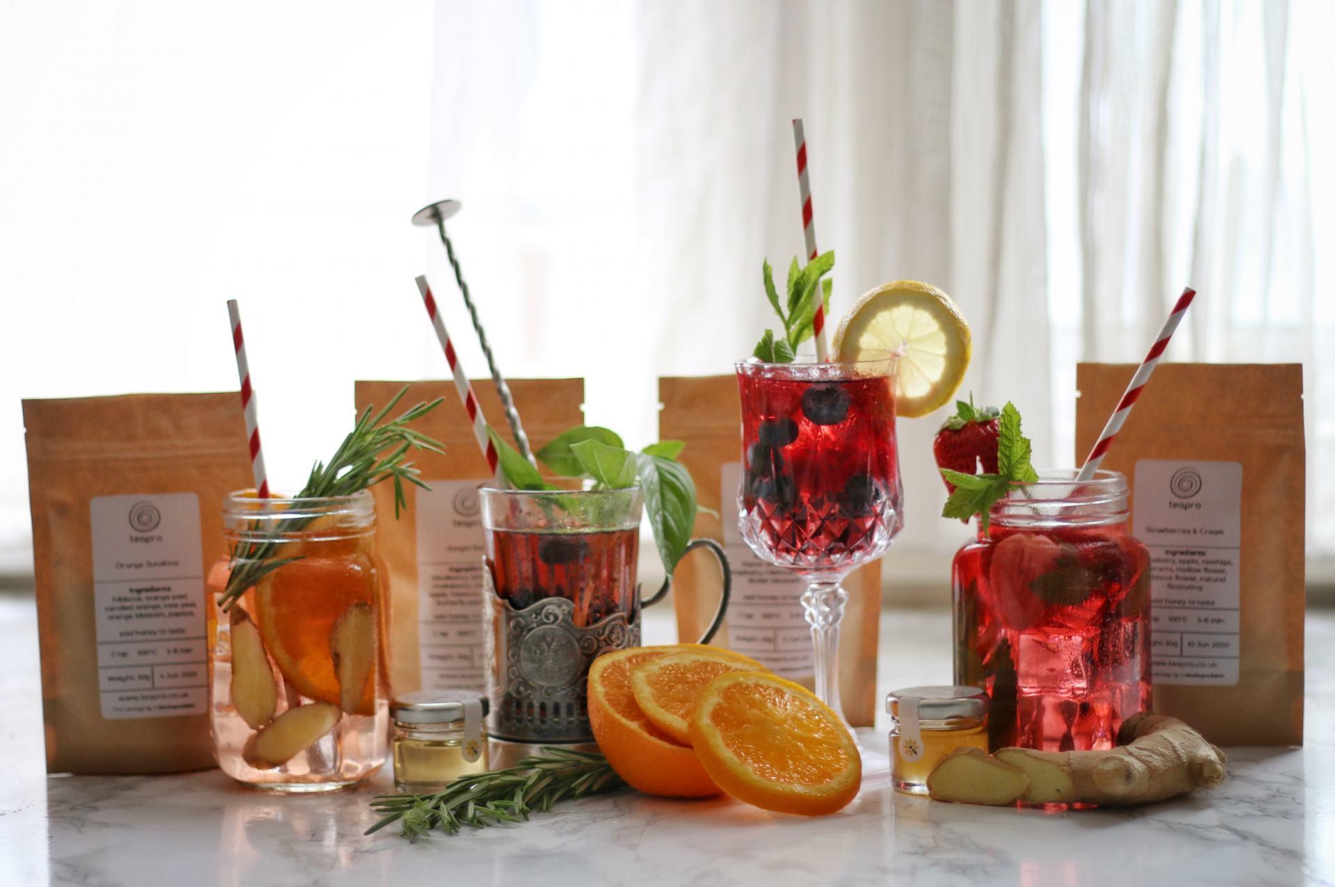 teapro july fruit cooler box
