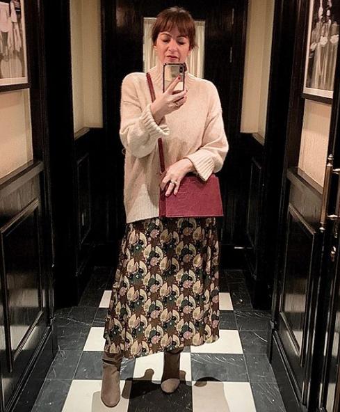 Olivia INYATI outfit 2