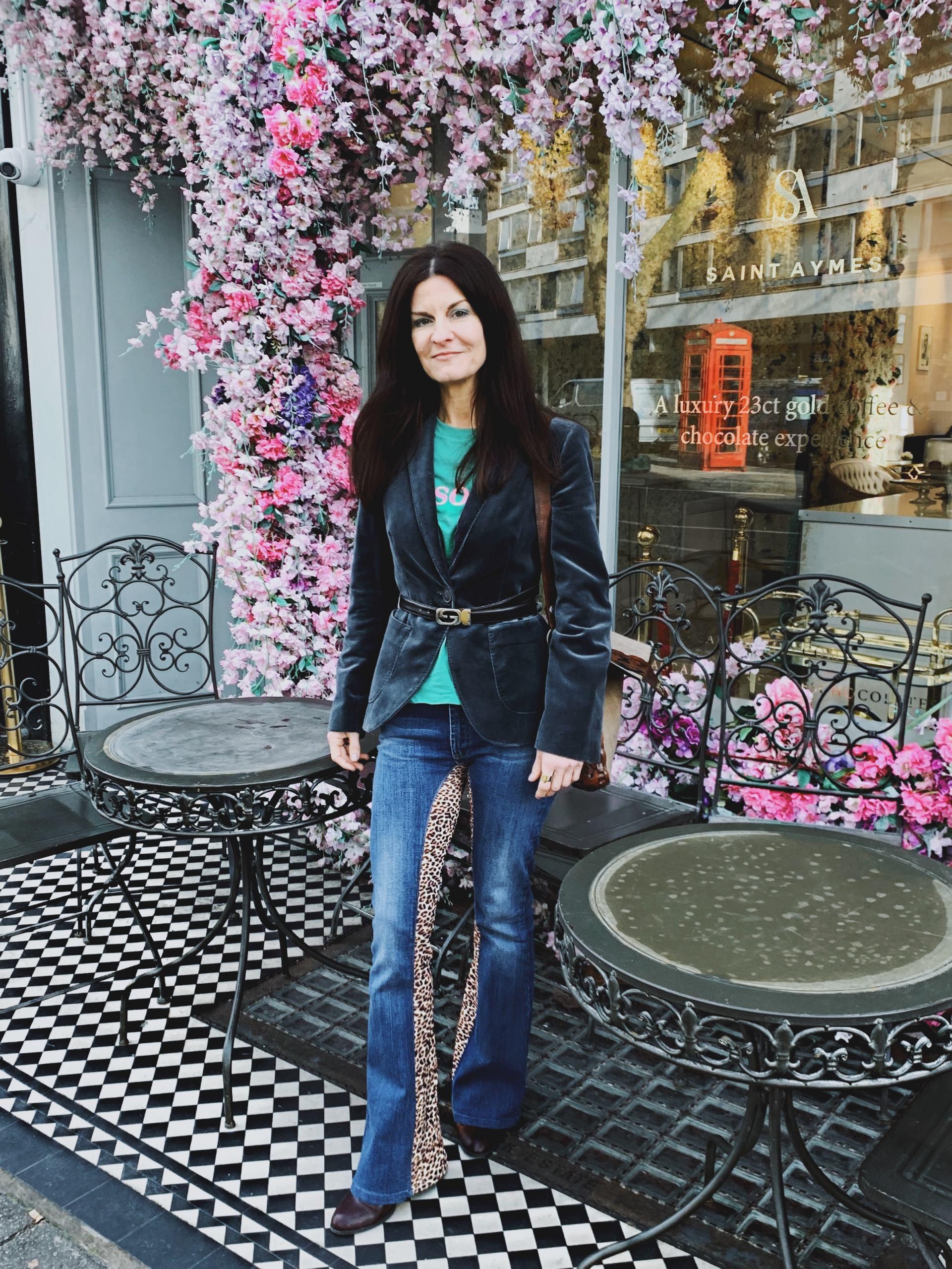 Natasha Grays of Graysey London