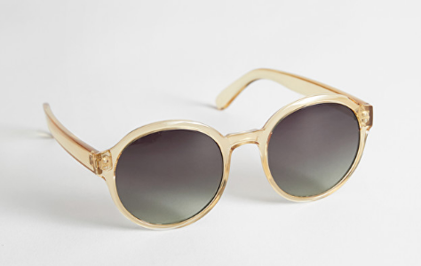 Round sunglasses for Spring 2020