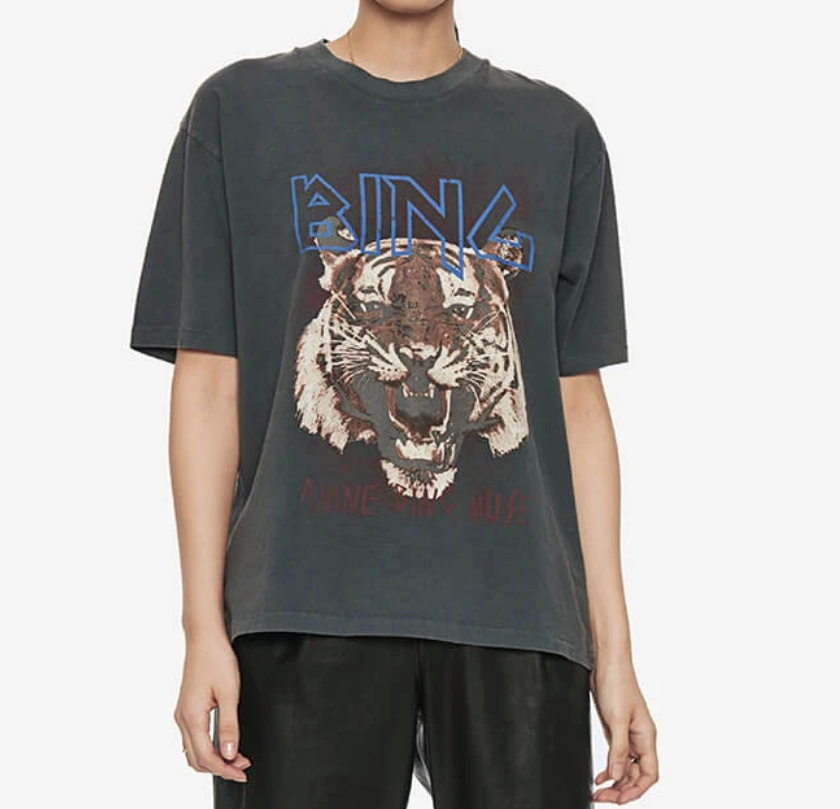 Anine Bing - The Tiger Tee