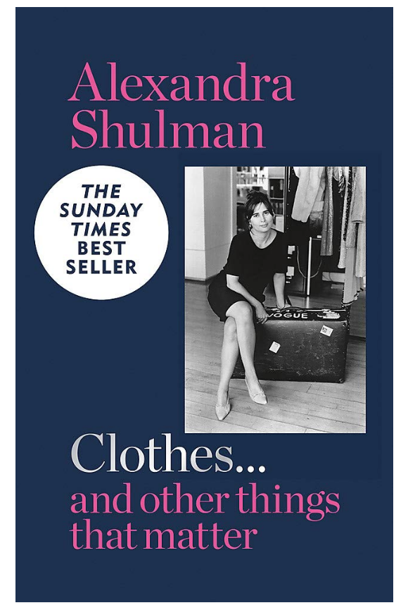 Clothes... and other things that matter Book