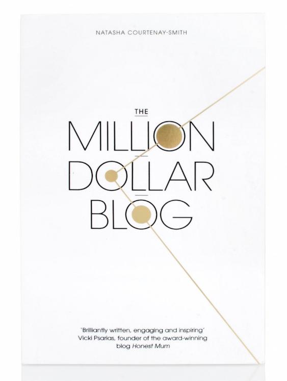 The Million Dollar Blog Book
