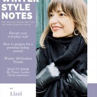 Winter Style Notes front cover