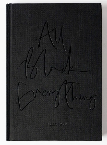 all black everything style book