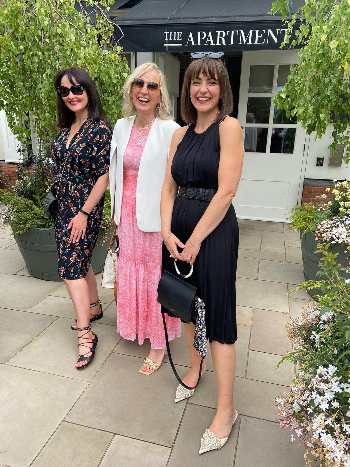Fashion Fix Live ladies at Bicester Village Shopping Centre