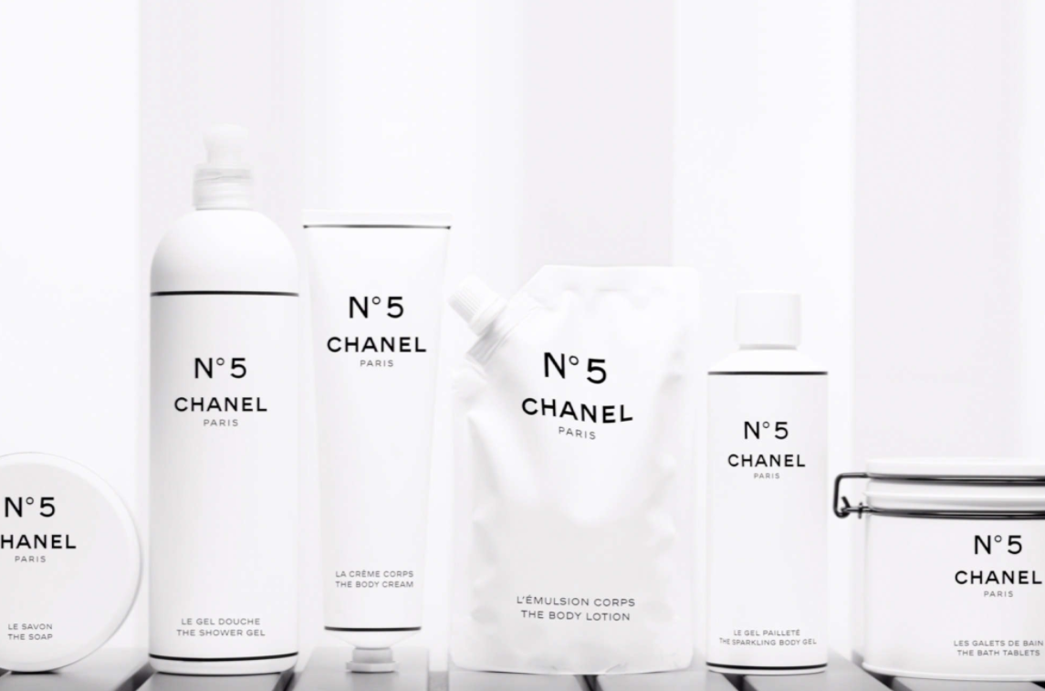 Limited Edition Products to celebrate 100 years of Chanel No.5