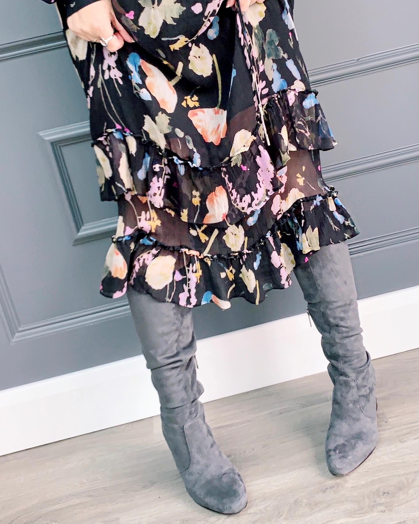 Duoboots knee boots that fit your calves
