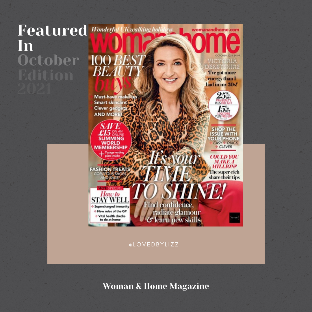 Woman and Home October Edition